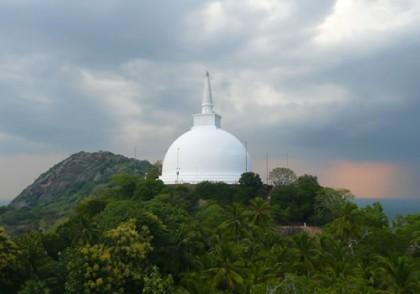Mihintale Mahaseya Stupa