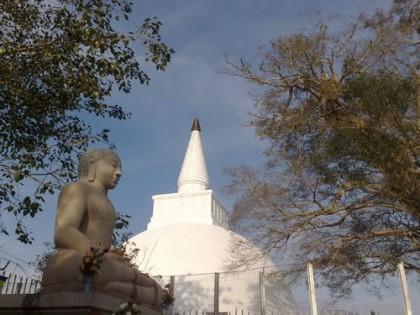 Somawathiya-stupa